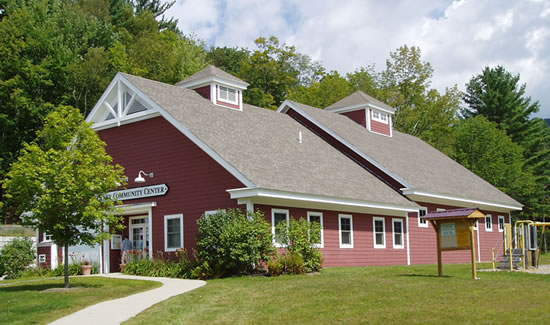 Whitney Community Center Jackson Nh